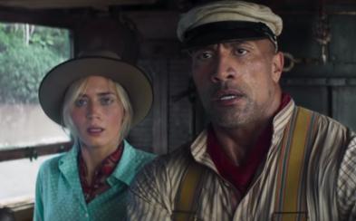 Lodný kapitán The Rock a kráska Emily Blunt sú v dobrodružnej disneyovke napadnutí hordou indiánov