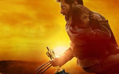 Logan je historicky prvým superhrdinským komiksovým filmom nominovaným na Oscara pre scenár!