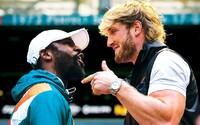 Logan Paul si pred zápasom verí: Keď porazím Mayweathera, budem najlepším boxerom na svete, tvrdí