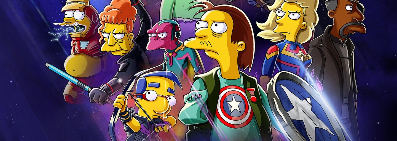 Loki bude bojovat po boku Barta Simpsona proti Avengerům z městečka Springfield