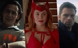 Loki, WandaVision a Falcon s Winter Soldierom: Marvel sa v upútavke pýši svojimi seriálovými hitmi