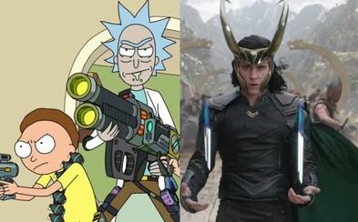 Lokiho seriál napíše tvorca Ricka a Mortyho. Konečne vieme aj niečo o deji