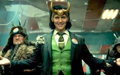 Lokiho zatkne záhadná organizace. V mysteriózním traileru cestuje přes alternativní reality a manipuluje s lidmi