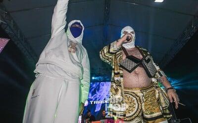 Loko Loko rozhádzal v dave 2 000 eur. Takto vyzeralo vypredané Hip Hop Žije v Bojniciach