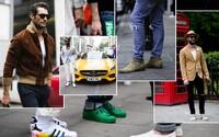 Londýn ovládla pánska móda. Sleduj najzaujímavejšie Street Style zábery z LCM S/S 16