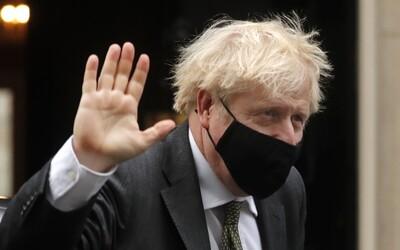 Londýnem se šíří nový kmen koronaviru. Podle Johnsona je až o 70 % nakažlivější