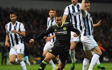 Londýnska Chelsea pod vedením Conteho vyhráva s prehľadom Premier League