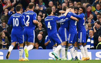 Londýnska Chelsea suverénne a úplne zaslúžene získala titul v Premier League!