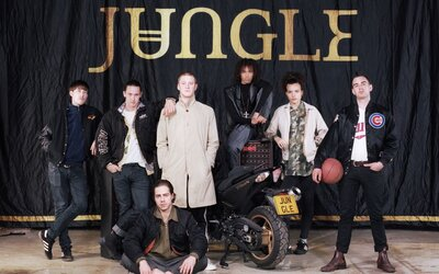 Londýnski Jungle roztancujú v marci pražský Lucerna Bar, zatiaľ sa zoznámte bližšie