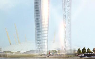 Londýnští architekti představili úchvatný návrh mrakodrapu, který nevrhá stín