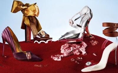 Louboutin a Disney spoločnými silami vytvorili kolekciu topánok, ktorá je inšpirovaná Star Wars