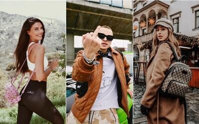 Louis Vuitton a Gucci, ale i Eastpak nebo The North Face. Co nosí Češi a Slováci na zádech?