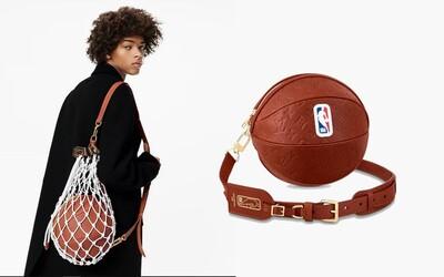 Louis Vuitton a NBA predstavujú loptu v sieti za viac ako 4-tisíc dolárov