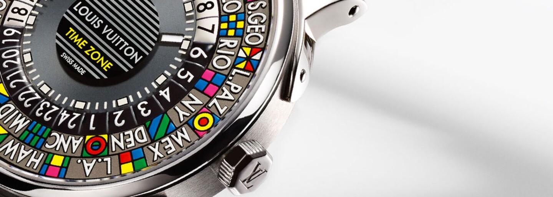Louis Vuitton a vylepšený časostroj v podobe hodiniek Escale Time-Zone