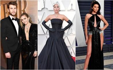 Louis Vuitton, Chanel nebo Burberry. Jaké róby předvedly známé tváře během Oscarů 2019?