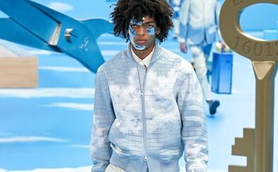 Louis Vuitton prodává ručně malovanou bundu z krokodýlí kůže za více než 4 000 000 korun