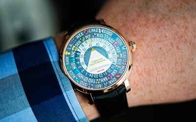 Louis Vuitton predstavil hodinky, ktoré sú funkčným dizajnérskym skvostom