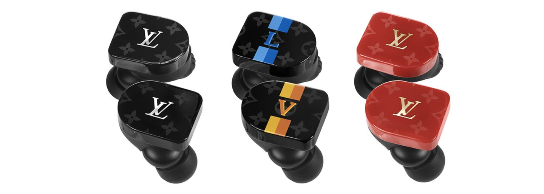 Louis Vuitton představil bezdrátová sluchátka. Jsou pětkrát dražší než AirPods od Applu