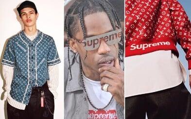 Louis Vuitton vyťahuje nečakanú spoluprácu so značkou Supreme a internet vybuchol!