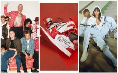 Louis Vuitton x Supreme nebo Nike x OFF-WHITE. Která módní spolupráce ovládla rok 2017?