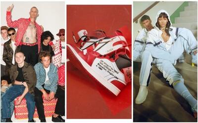 Louis Vuitton x Supreme alebo Nike x OFF-WHITE. Ktorá módna kolaborácia ovládla rok 2017?