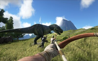 Lov na dinosaury sa čoskoro začne! Nový trailer na hru Ark: Survival Evolved je už predstavený