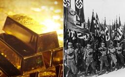 Lovci pokladů zřejmě objevili nacistické zlato v hodnotě 2,9 miliard korun. Obrovský poklad se skrývá v potopené lodi