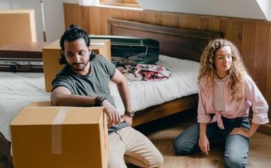 Love is on the air: Kdy je vhodné odejít od rodičů a najít si vlastní bydlení?