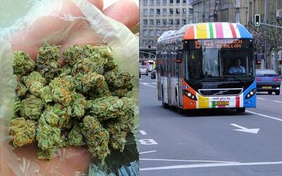 Lucembursko legalizuje marihuanu a zavádí bezplatnou MHD