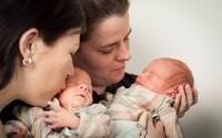 Lucia s Katkou vychovávajú dvojičky: Niektoré heterosexuálne páry deti zanedbávajú, no nikto im netvrdí, že nie sú pravá rodina
