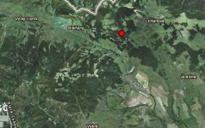 Ľudí na východe Slovenska prekvapilo zemetrasenie