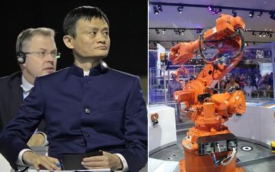 Ľudí vo fabrikách nahradia inteligentné stroje. Čínsky biznismen tvrdí, že pracovný trh čakajú obrovské zmeny