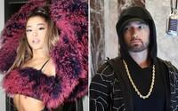 Ľudia Eminemovi nakladajú za nechutný text o teroristickom útoku počas koncertu Ariany Grande v Manchestri, kde zahynulo 22 ľudí