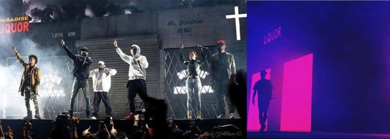 Ľudia na Big Seanovom charitatívnom koncerte v Detroite šaleli, keď prišiel Eminem. Objavili sa i ďalší hostia