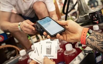 Ľudia na Pohode minuli viac ako milión eur. Bezkontaktné platby zvalcovali výbery z bankomatov