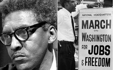 Ľudia o ňom nevedia, lebo bol gay, pritom učil Martina Luthera Kinga a protestoval proti rasovej segregácii skôr ako Rosa Parksová