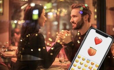 Ľudia používajúci veľa emoji vraj majú viac sexu