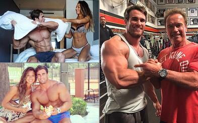 Ľudia si myslia, že je synom Arnolda Schwarzeneggera, najmä kvôli veľkej podobe. Calum von Moger si však ide svojou cestou