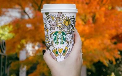 Ľudia sú zmätení z nových pohárov Starbucks. Za všetko môže motív rúk, ktoré vraj patria lesbám. Ozvali sa preto už aj gejovia
