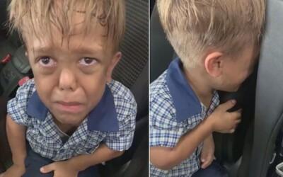 Ľudia vyzbierali pre 9-ročného Quadena viac ako 400-tisíc eur. Namiesto výletu do Disneylandu chce peniaze venovať charite