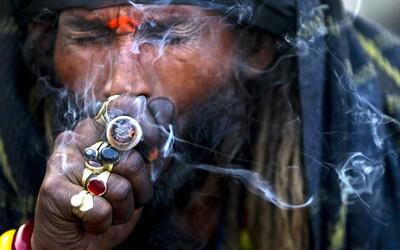 Ľudia zrejme fajčili trávu už pred 2 500 rokmi. Vedci sa domnievajú, že kmeň si marihuanu dokonca pestoval
