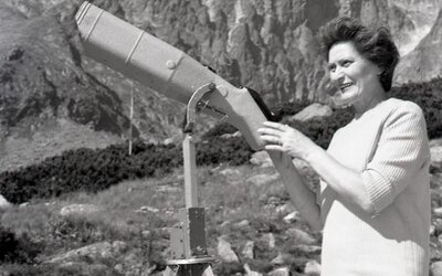 Ľudmila Pajdušáková: Výnimočná žena slovenskej histórie, ktorú málokto pozná, no je po nej pomenovaná aj kométa