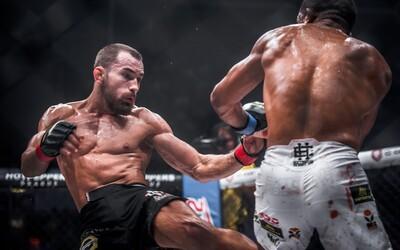 Ľudovít Klein by mal byť prvým slovenským zápasníkom v prestížnej organizácii UFC. Už dvakrát dostal pozvánku