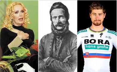 Ľudovít Štúr, Marika Gombitová či Peťo Sagan. Kto zvíťazí v šou Najväčší Slovák?