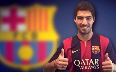 Luis Suárez si prehrýzol cestu do Barcelony!