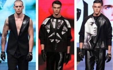 Lukáš Kimlička s pokračovaním kolekcie FW 2013/14 na Fashion LIVE!