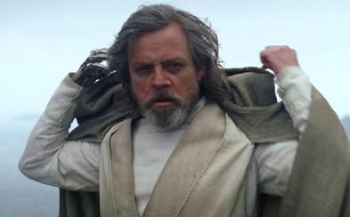 Luke Skywalker sa podľa všetkého vráti aj v Epizóde IX. Naznačil sám Mark Hamill