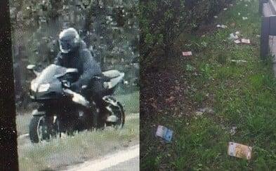 Lupič si z bratislavskej banky odniesol 10 000 €, cestou mu však peniaze vybuchli
