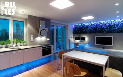 Luxusná a moderná rekonštrukcia apartmánu v našom hlavnom meste