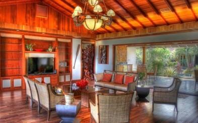 Luxusná rezidencia na Havaji, v ktorej trávi Vianoce rodina amerického prezidenta, je oázou pokoja a krásy